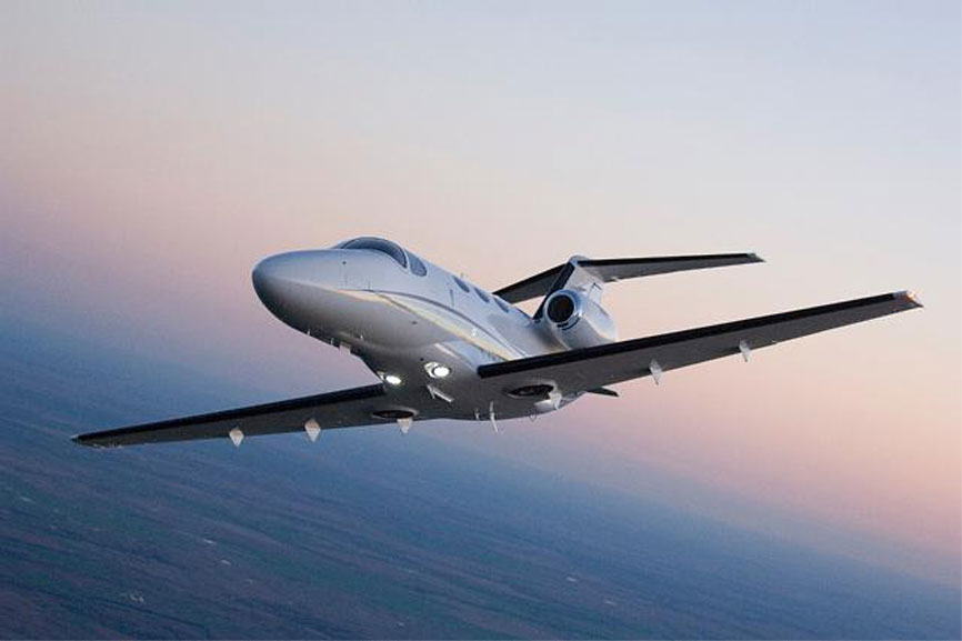 Jet Privato Citation Mustang