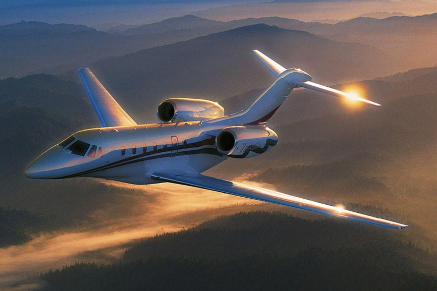 Jet Privato Citation XLS